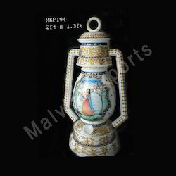 Decorative Designed Marble Lanterns