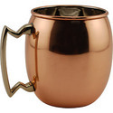 Moscow Mule Copper Mug Nickle Lined Lacquered