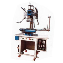 round object foil stamping machine