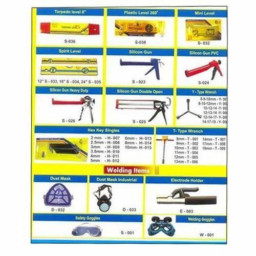 Industrial Hand Tools | M/S V S ENTERPRISES | Wholesaler in