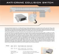 Anti-Crane Collision Switch