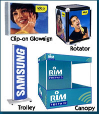 Visual Merchandising Service