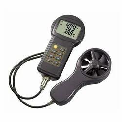 Digital Wind Velocity Meter