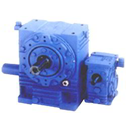 Double Stage Gearbox