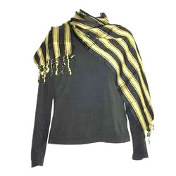 Rayon Pleated Stoles