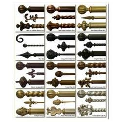 Curtain parts accessories bing images for Window ke parde