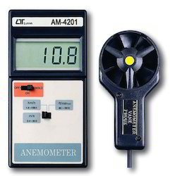Electronic Anemometer BP-AM4201