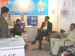 Bio-Age Participated in Pharmaceutical Expo 2008