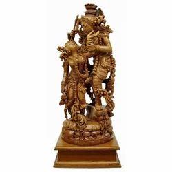 Wood Statue In Hyderabad Telangana Wood Statue Wooden