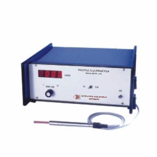 digital gauss meter  Digital Gauss Meter at Rs 16000 /piece(s) | Measuring Instrument ...
