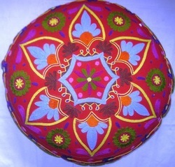 Handmade Decorative Floor Pillow