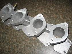 Ss Fine CASTINGS - MANIFOLDS - INLET & EXHAUST, For Industrial