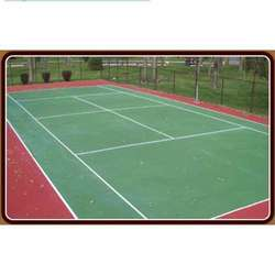 Tennis Court Floor Surfaces