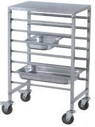 Food Pickup Trolley