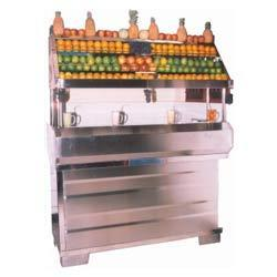 Fruit Stall Counter