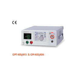 Rcdt300 series residual current device testers megger mumbai id acdcir electrical safety tester cpt 805815 cw 825 publicscrutiny Gallery