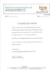 Bright Pharma Engineering Pvt.Ltd