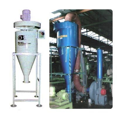 Flux Recovery System Cyclone Separator Manufacturer From