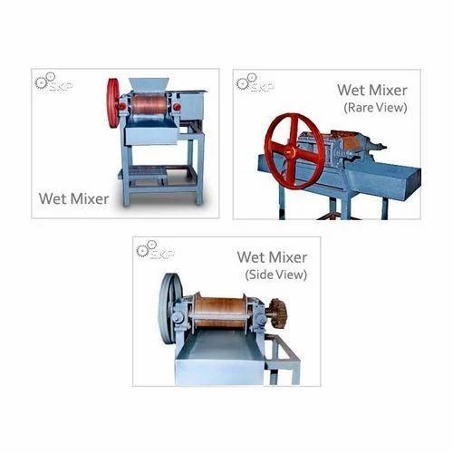 Wet Mixer