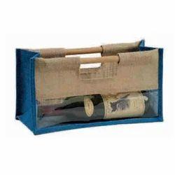 Horizontal Wine Bottle Bags