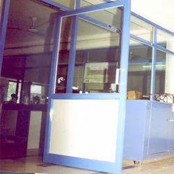Aluminium Glass Door At Best Price In India