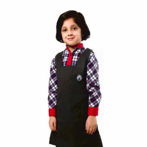 7982c7658 Woollen K V Girls Winter Uniforms