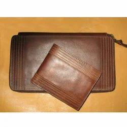 Men's Zipper Wallet