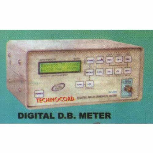 Digital D.B Meter, Measuring Equipments & Instruments