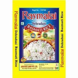 BOPP Printed Rasmalai Rice Bag