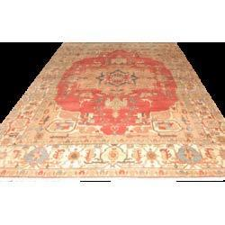 Hand Loom Knotted Carpet