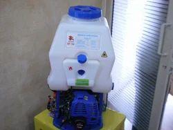 White Blue Knapsack power sprayer 708, For Agriculture, Capacity: 20 liters