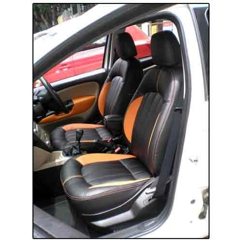Soft Leather Seat Covers At Rs 13800 Set Off K R Road