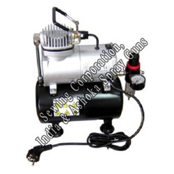 Airbrush Mini Air Compressors with Tank