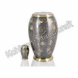 Fascinated Brass Urns