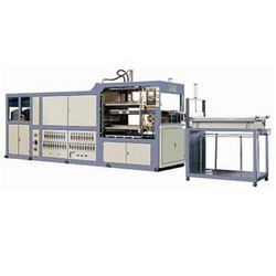 Pneumatically Operated Moulding Machine