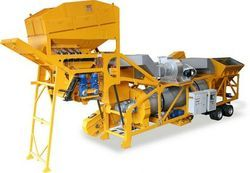 Mobile Asphalt Road Plant