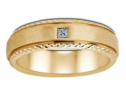 Charisma Diamond Gold Ring
