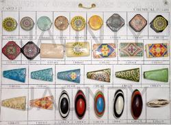Resin Beads For Fashion Jewellery, Size: 8mm-35mm