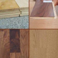 glideck Brown Engineered Wooden Flooring, Finish Type: Matte