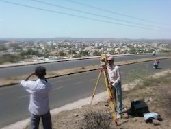 Total Station Survey Service