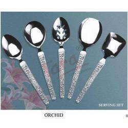 Serving Set (Orchid)