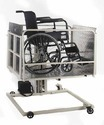 Motorized Wheelchair Lift