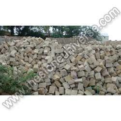 Mint Sandstone Cobbles Stone