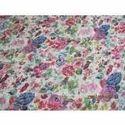 Poly Chiffon Printed Fabric