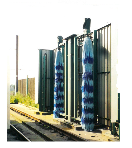 Fully Automatic Train Wash System