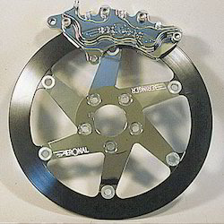 BRAKE & PARKING PARTS-  BRAKE DISC ROTORS CASTING