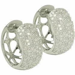 Vvs Gh Diamond Earrings