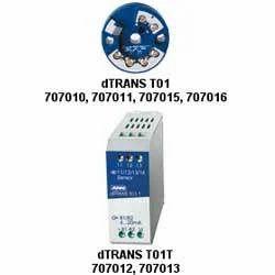 Jumo Dtrans T01 -2-Wire Transmitter