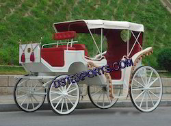 DSTEXPORTS Wedding Horse Drawn Carriage