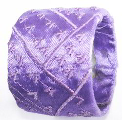 Purple Napkin Ring